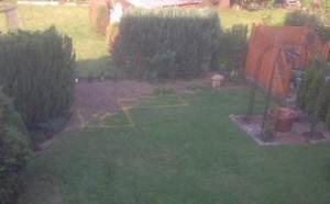 Der geeignete Platz im Garten